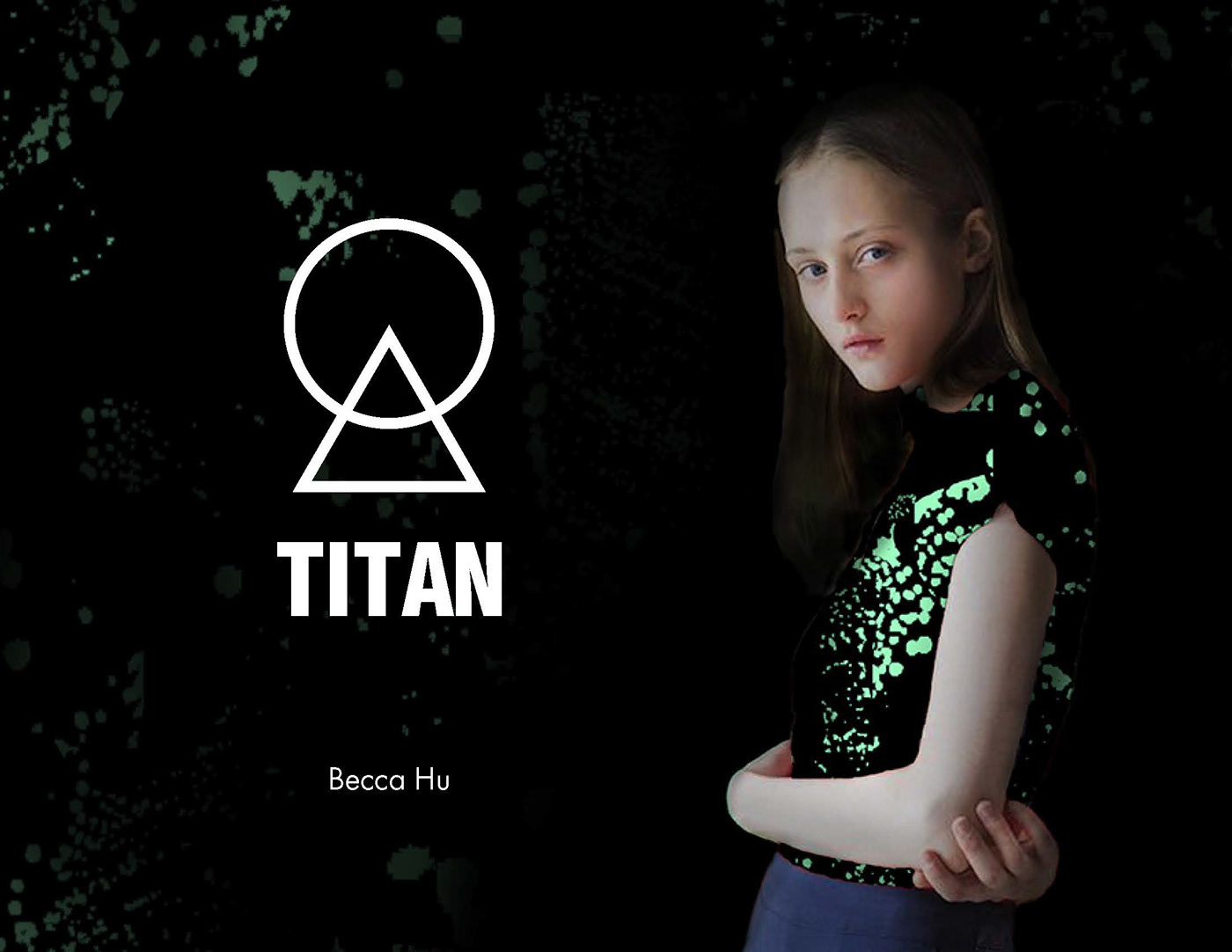 Athletic Apparel Brand - TITAN