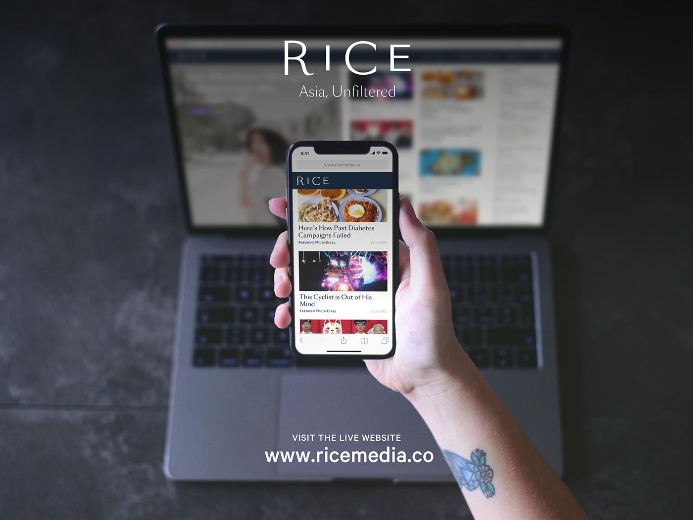 Adobe Portfolio news Website Blog singapore convey asian contemporary