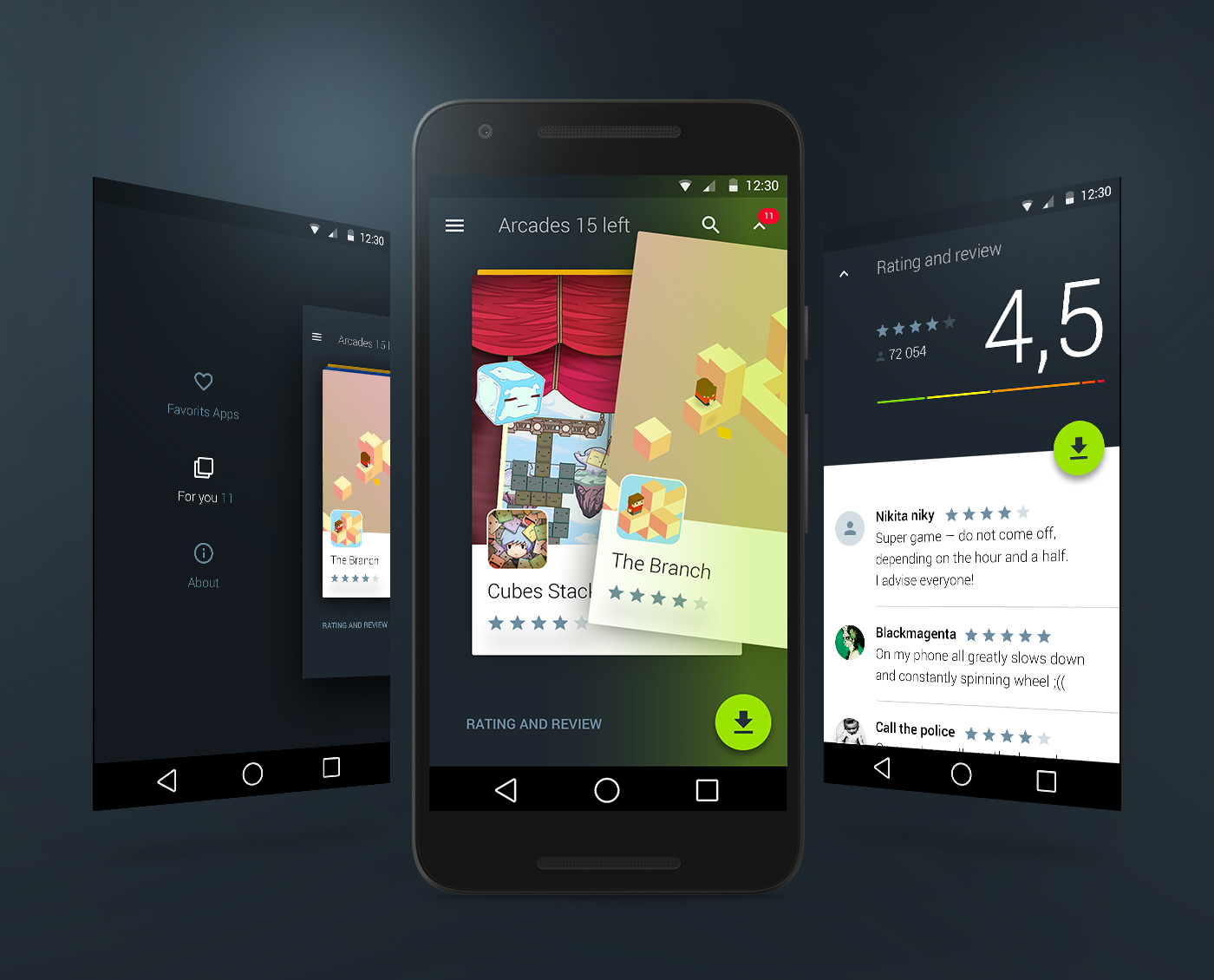 android market app application material design google ux UI clear flat Interface user interface Icon icons