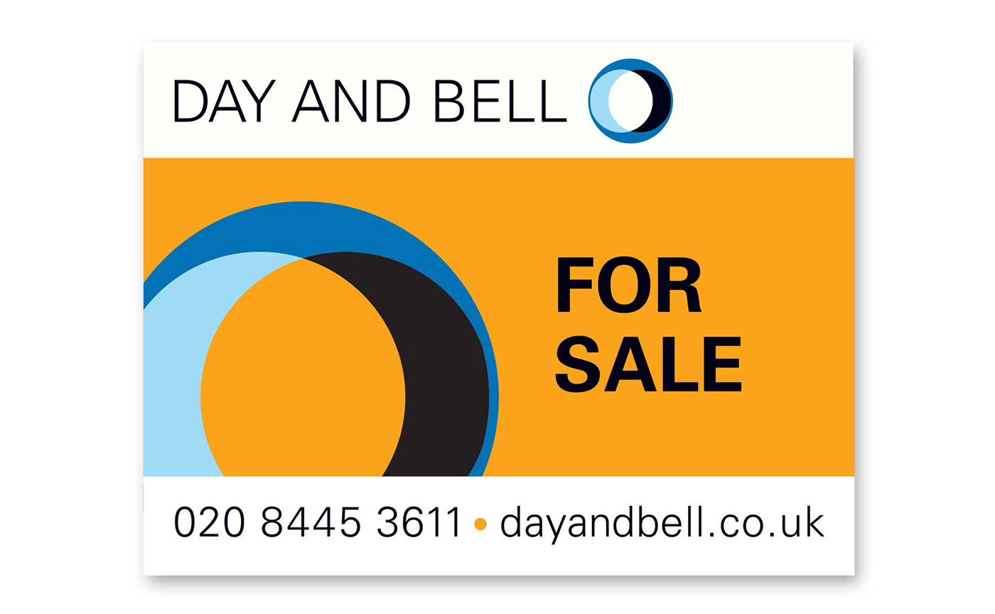Day and Bell sales board