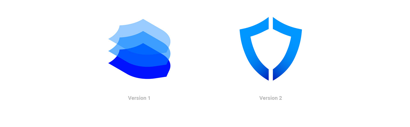 backup black and blue blue brand branding  design graphic design  identity illustrations logo