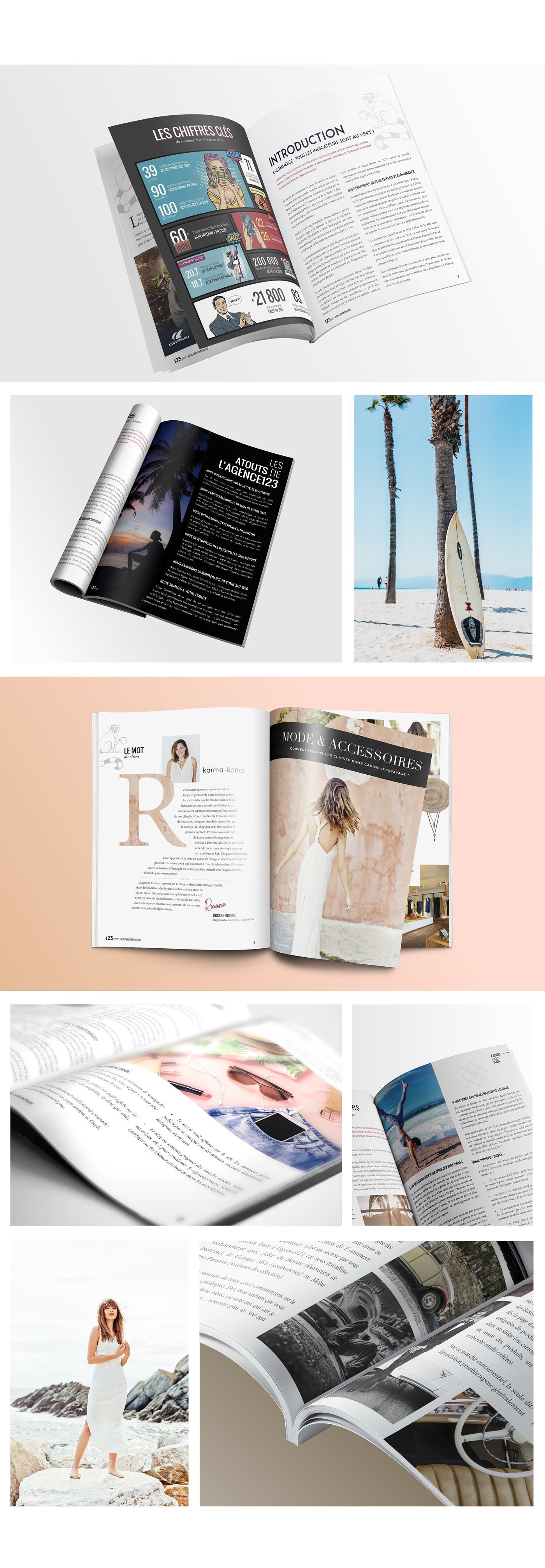 editorial graphic design  Fashion  typography   magazine Photography  color
