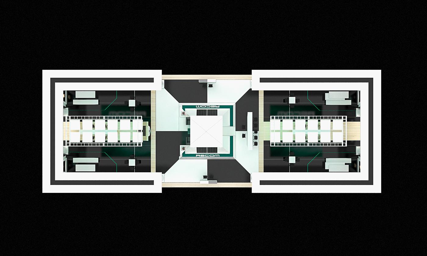 Exhibition Stand Design Barcelona : Recom intersolar munich on behance