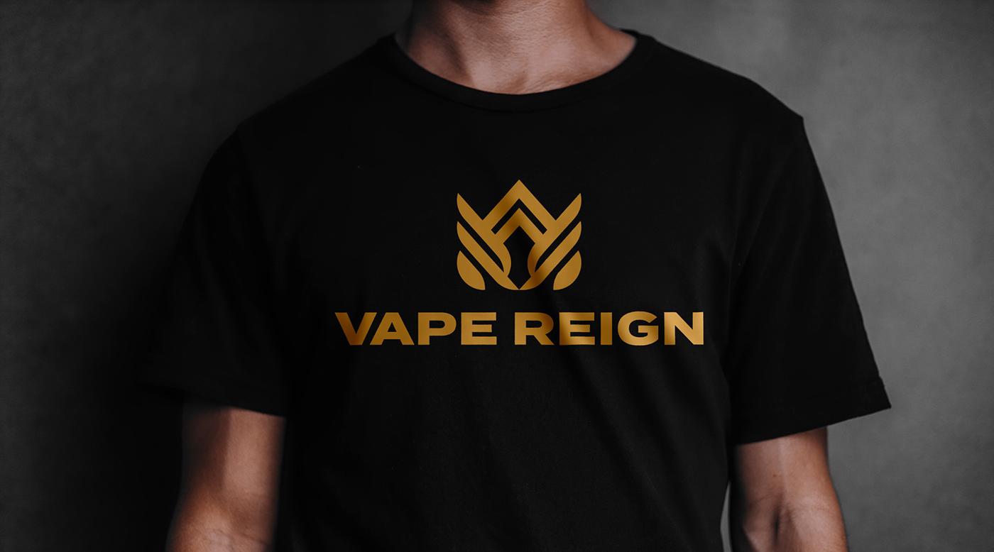 Vape T-Shirt Design