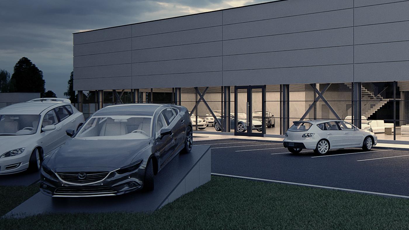Car showroom project pdf