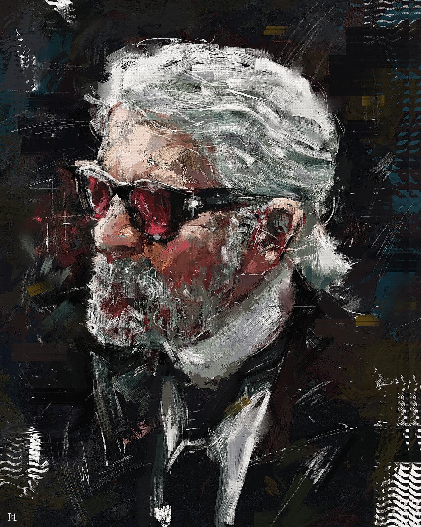 digitalpainting fashionillustration gentlemen impressionism mensfashion painting   rough Sartorial seungwonhong Style