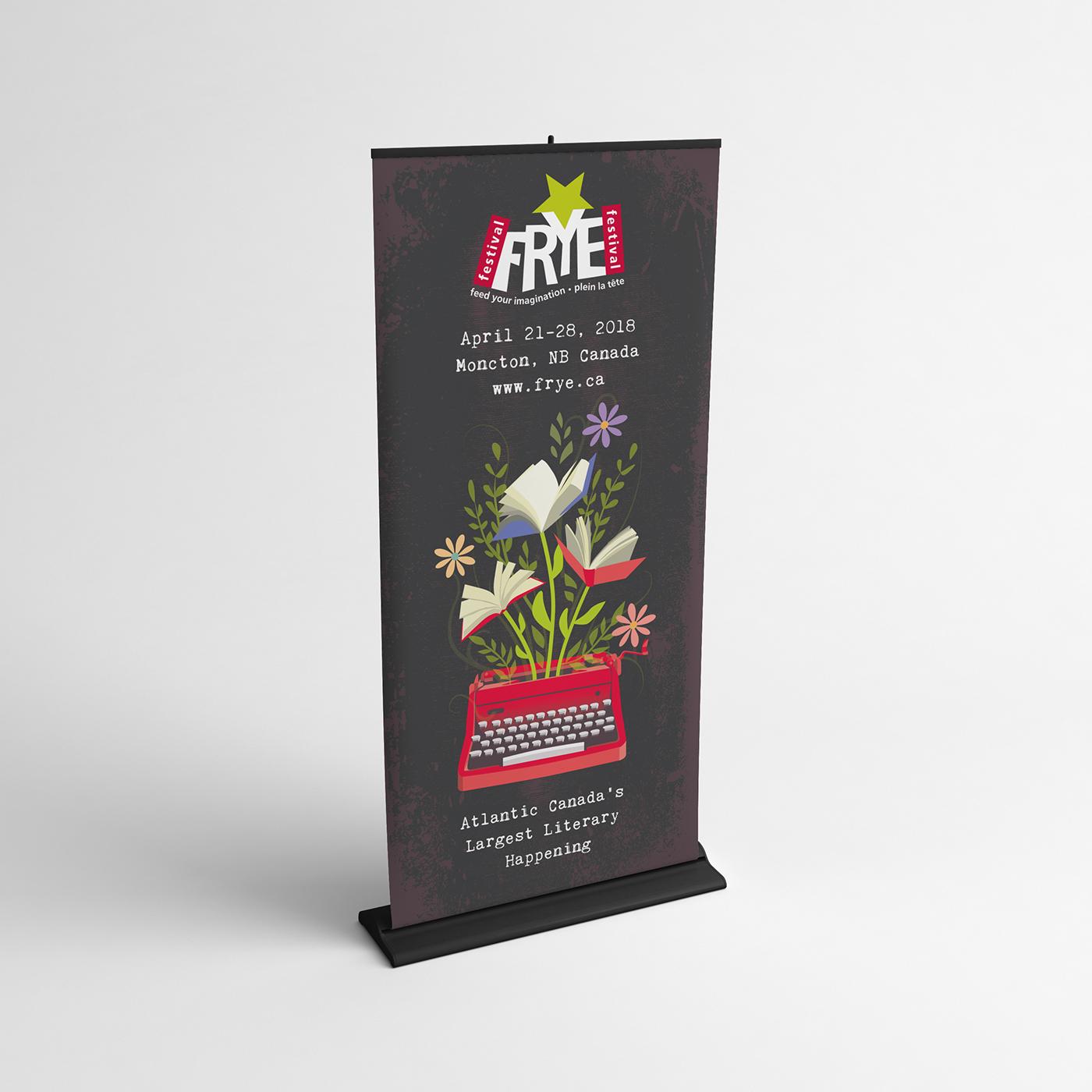 Frye Festival | Pop-up Banner & Graphics on Behance