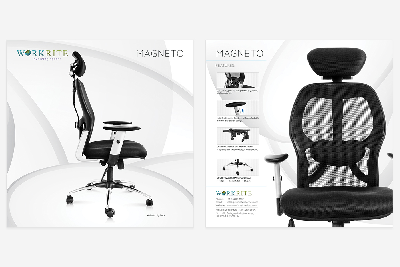 chair catalog Furniture Catalog catalog design