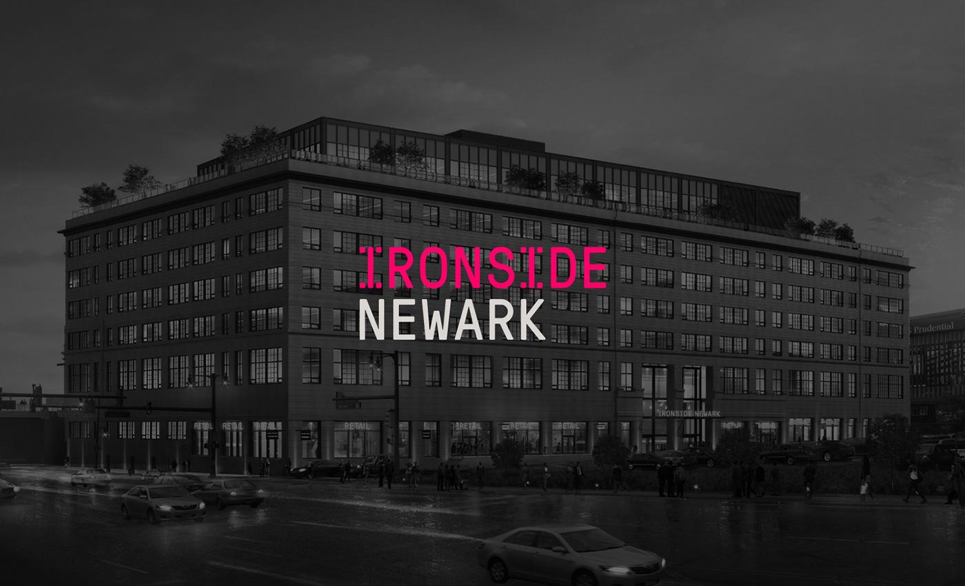 Branding for Ironside Newark