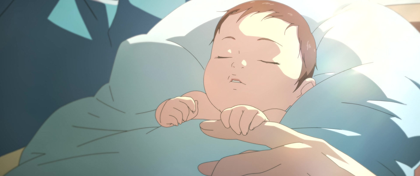 Advertising  animation  baby cigarette commercial family Film   LSMC no smoking smoking