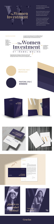 branding  business finance Investment Logo Design Logotype property real estate women