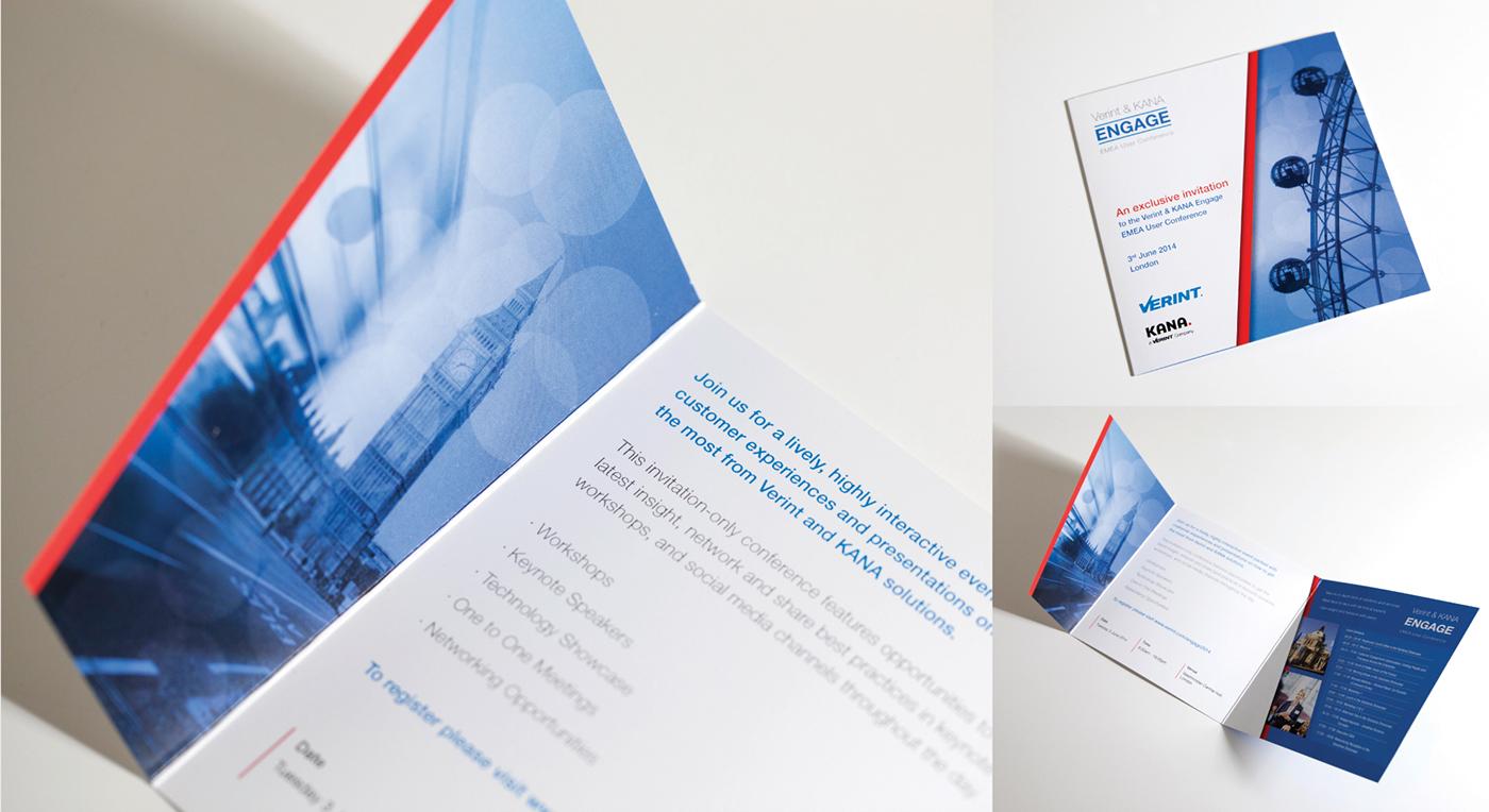 Verint — Brand Design & Exhibition on Behance