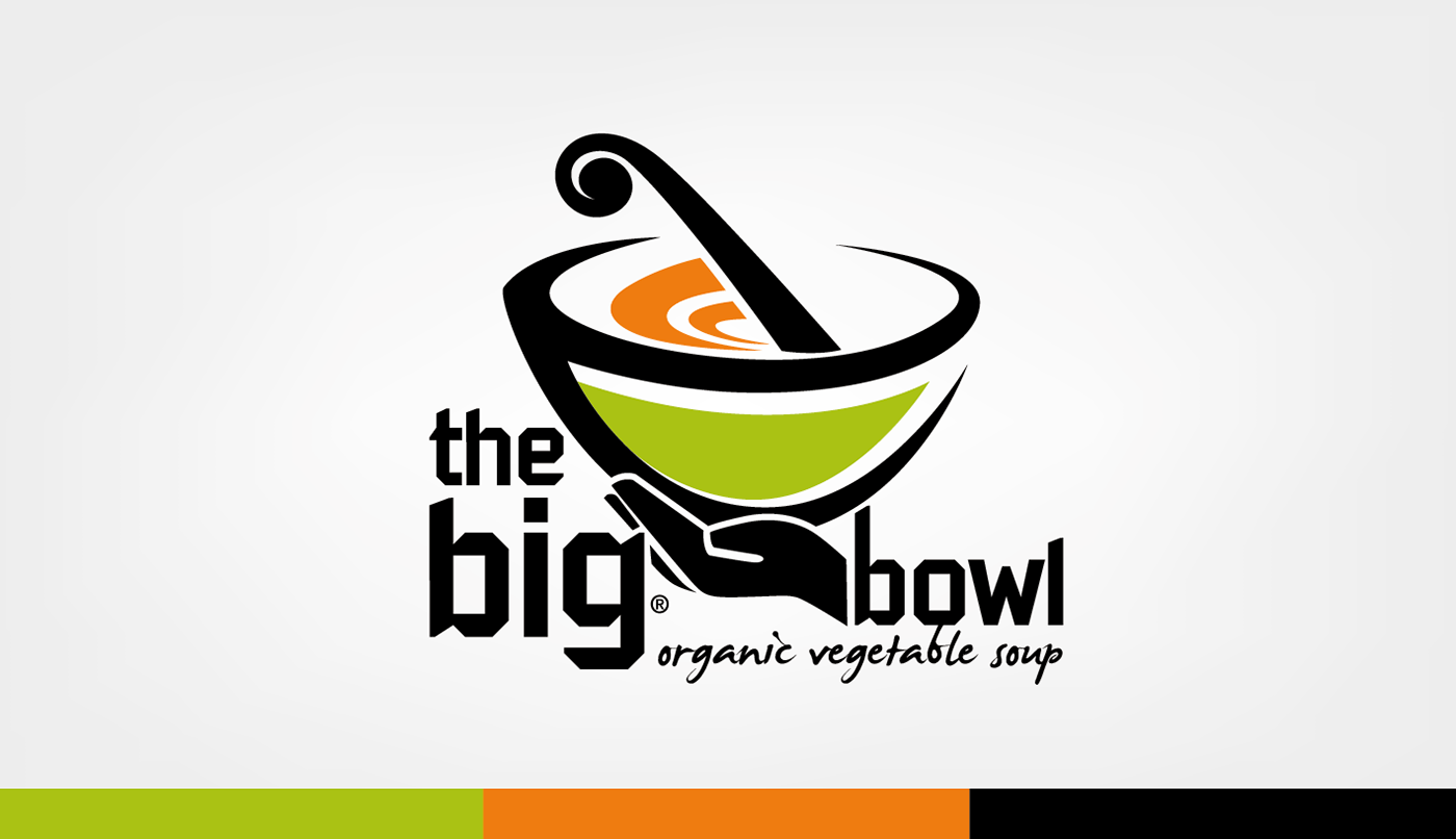 Packaging Design -The Big Bowl Soup on Behance