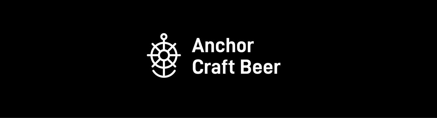 Anchor Craft Beer Brand Identity On Behance