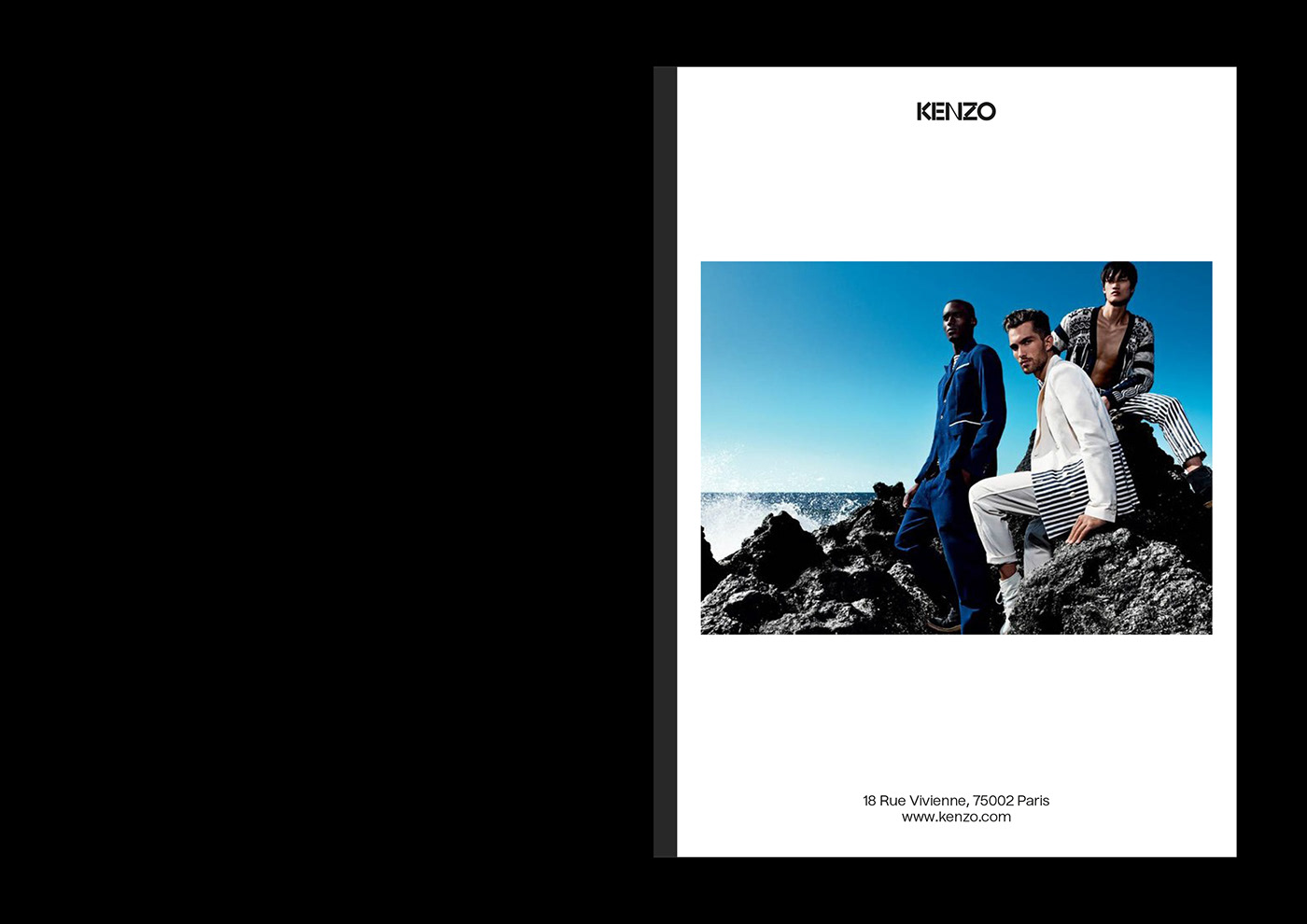 art direction  editorial Fashion  InDesign