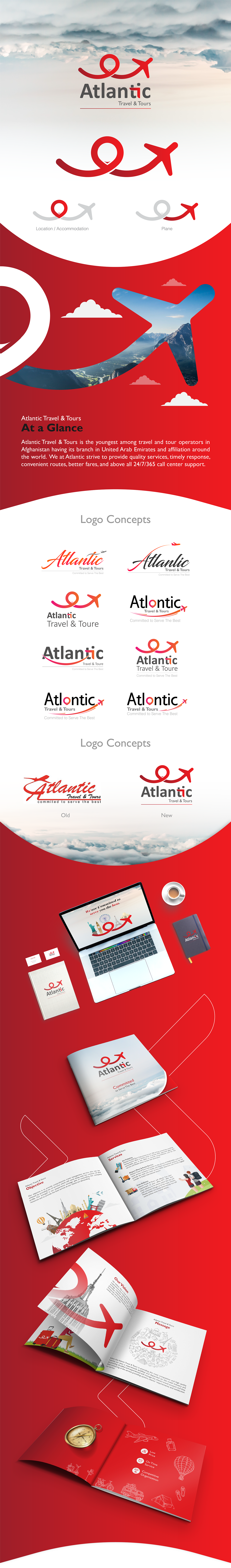 Corporate Identity graphic design  branding  kabul Afghanistan flat design Logo Design