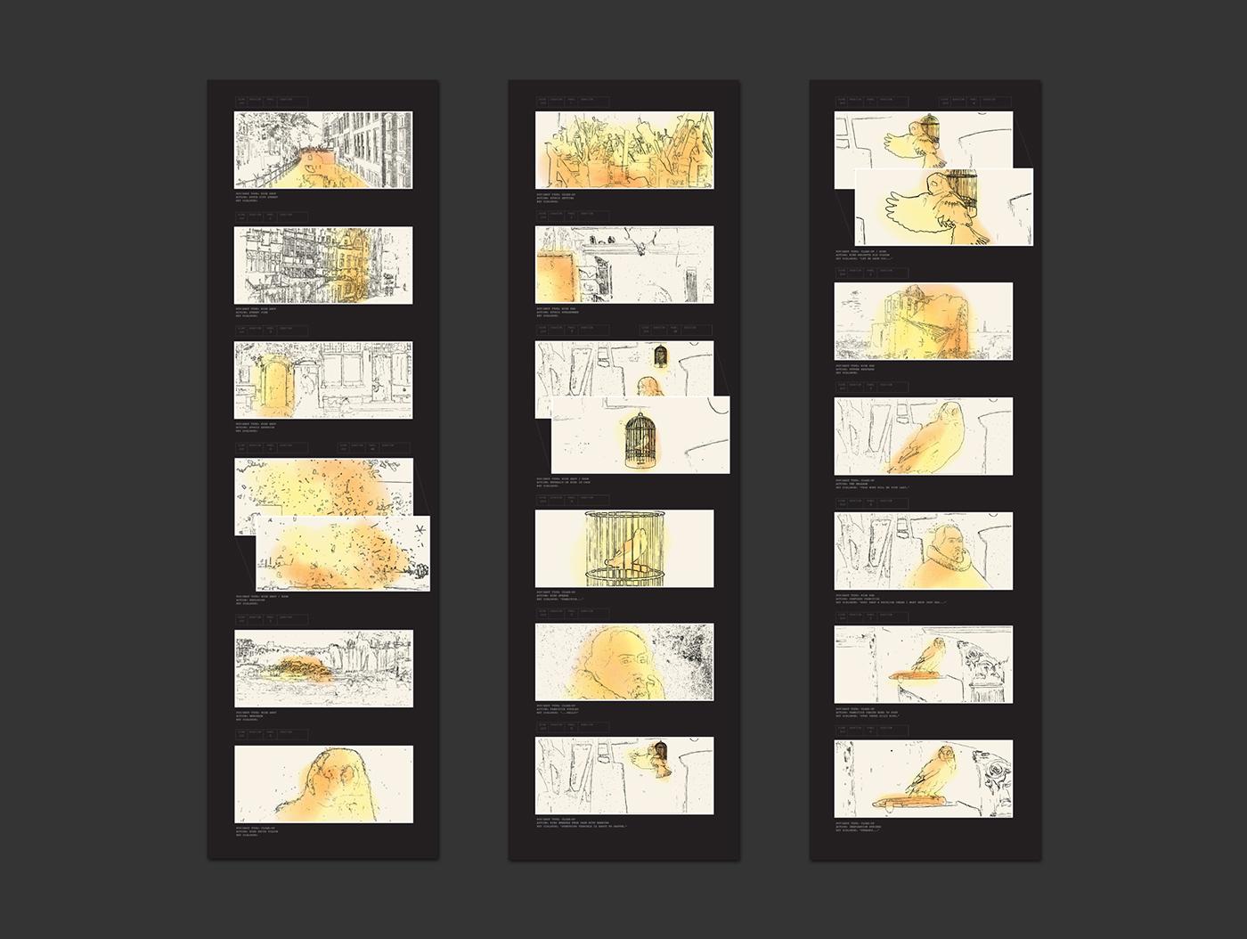 comic comic strip Film   storyboard Film strip historical fiction historical history
