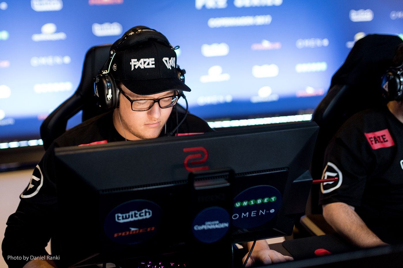 FaZe rain at BLAST Pro Series Copenhagen; he led his team to the next stage of the Boston Major
