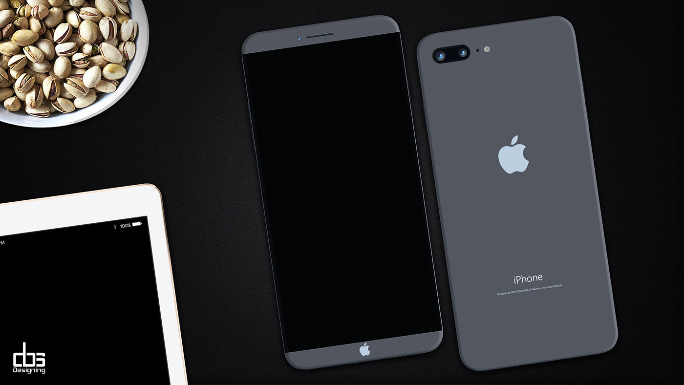 top fashion 9b073 dc985 There's one feature in this iPhone 8 concept video we really wish ...