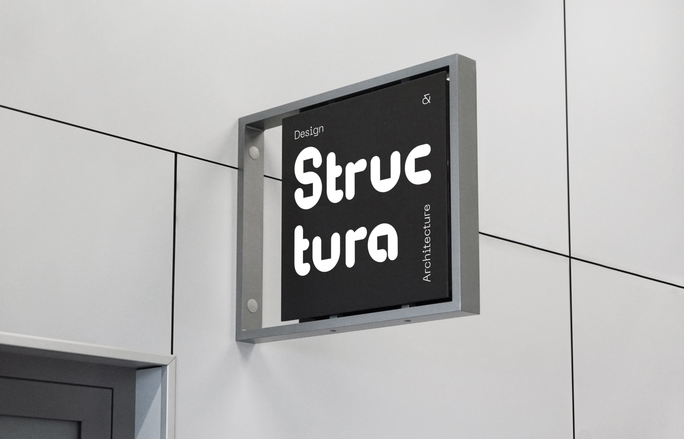 Structura Office Signage