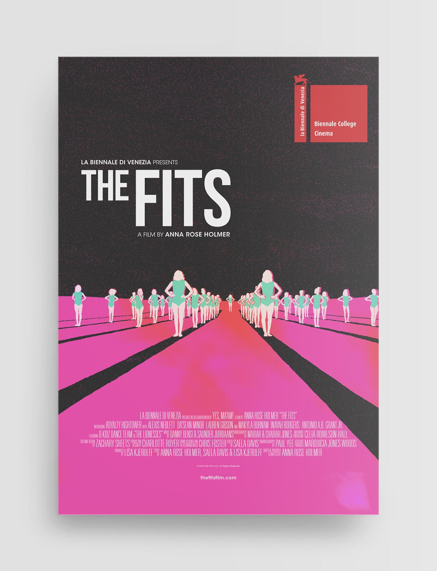 poster Movies Cinema fits DANCE   Choreography   New York movement Urban binalogue Biennale venezia youth kids teenager
