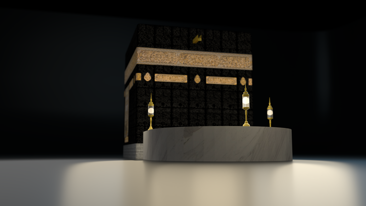 Kaaba | Freebie on Behance