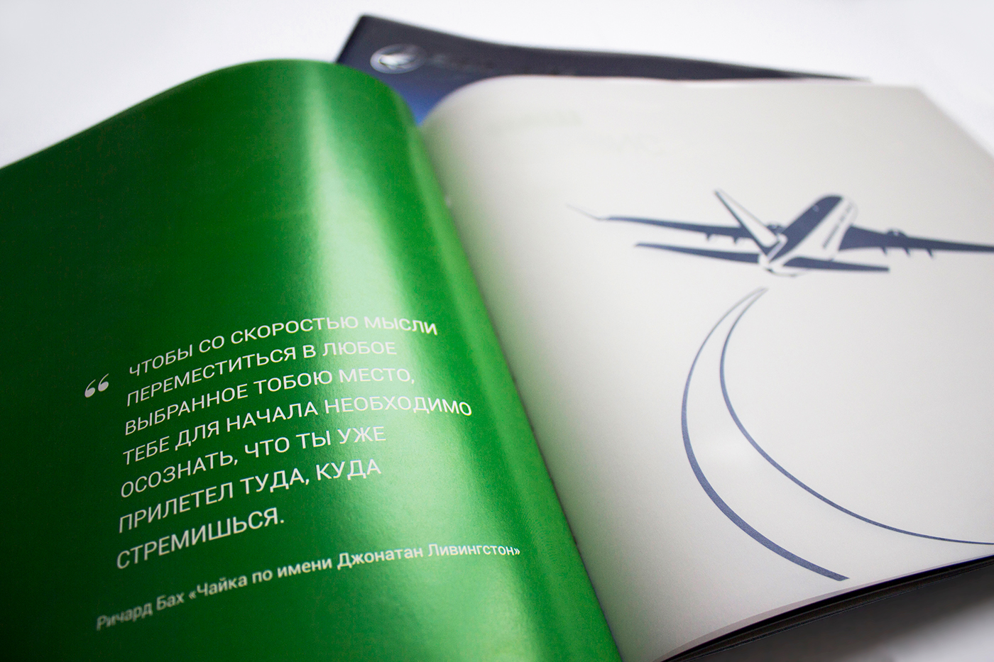 book SKY magazine print air Aircraft plane anniversary text