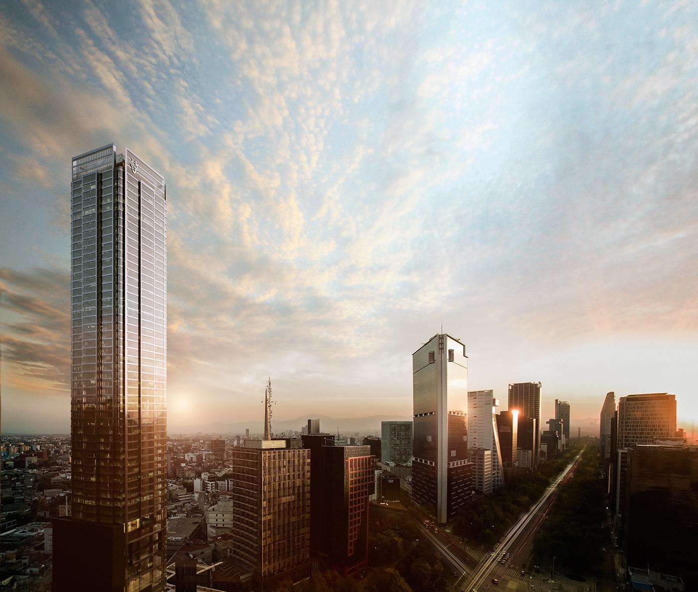 University Tower CDMX by Del Parque on Behance 92970377918e1
