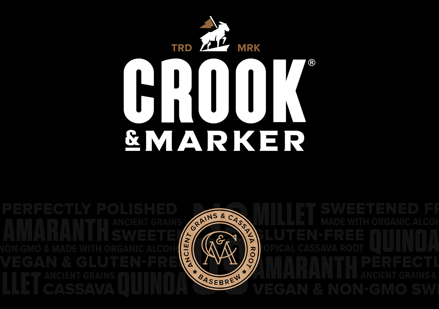 the best attitude e700a 9e1ba Crook   Marker® drinks are the only spiked and sparkling beverages of their  kind