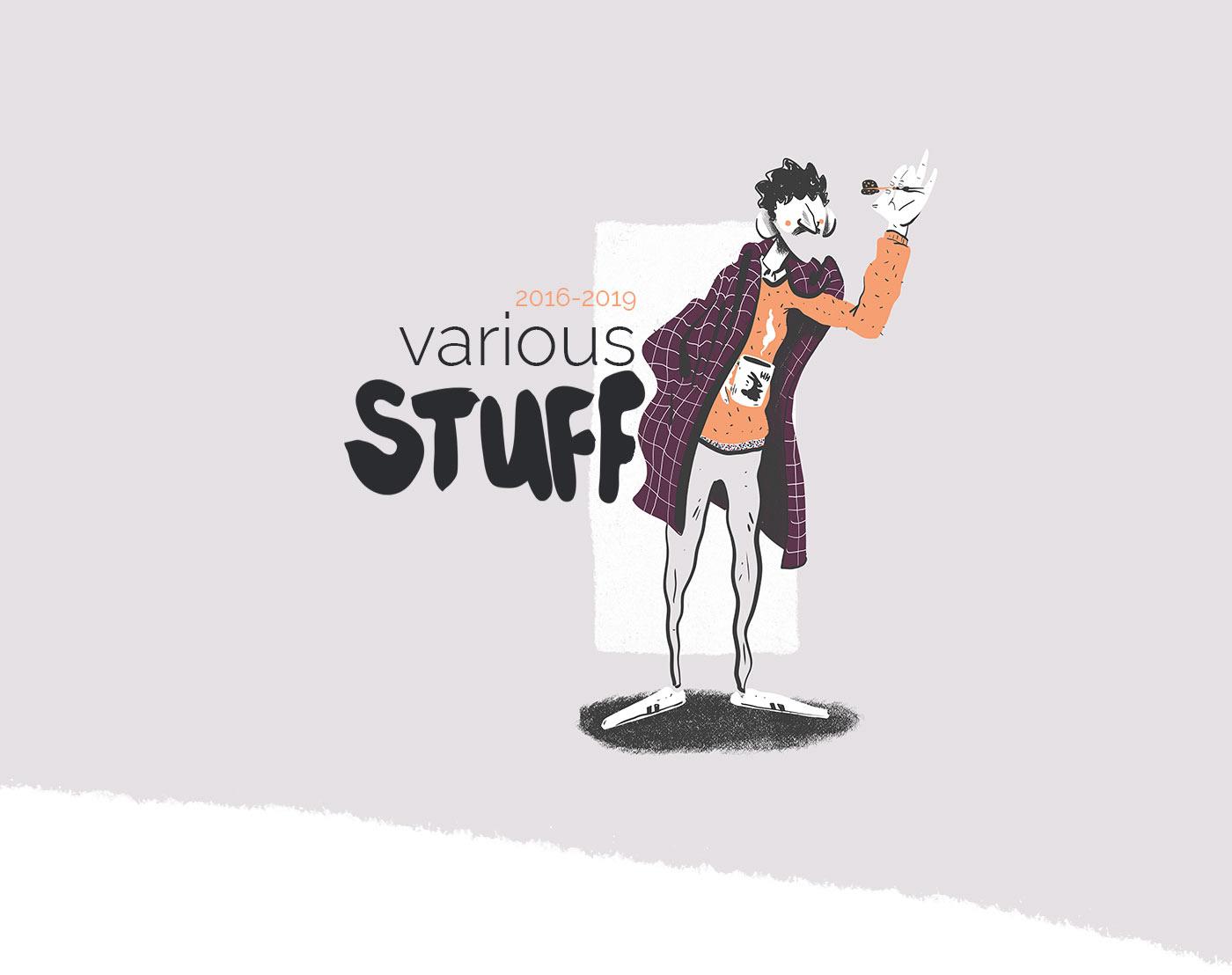 ILLUSTRATION  animation  characters motion DANCE   Darts gif loop