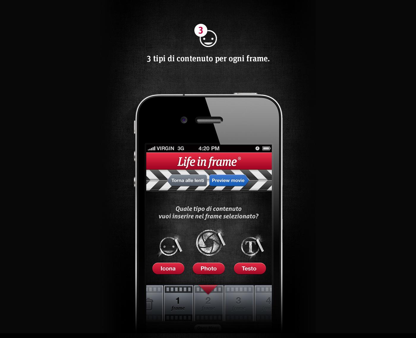 eridania app sugar Zucchero stopmotion italia lifeinframe frame mobile blackboard itunes apple appoftheweek app of the Fratoni
