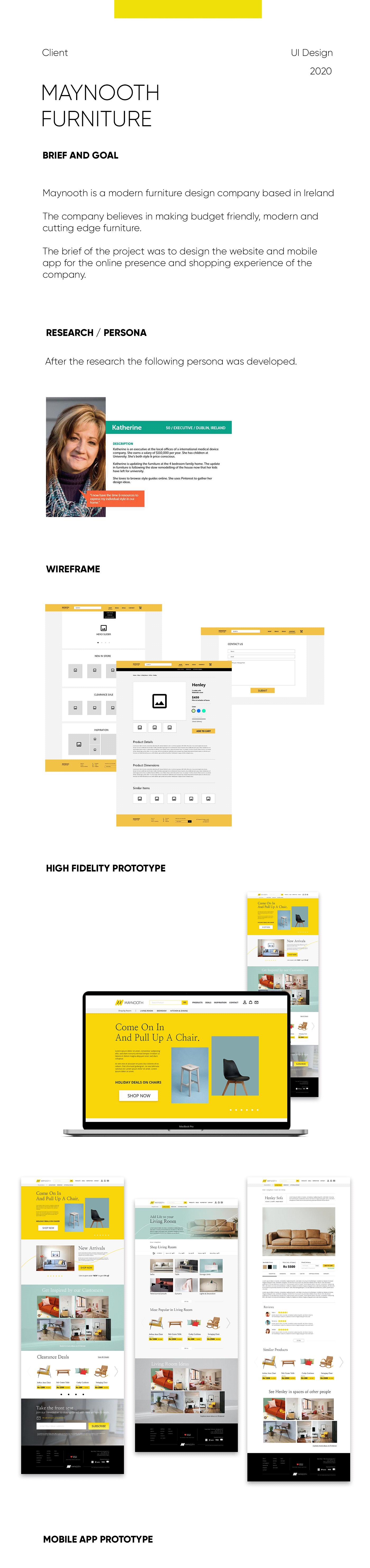 design graphic Mobile app UI ux Web Website