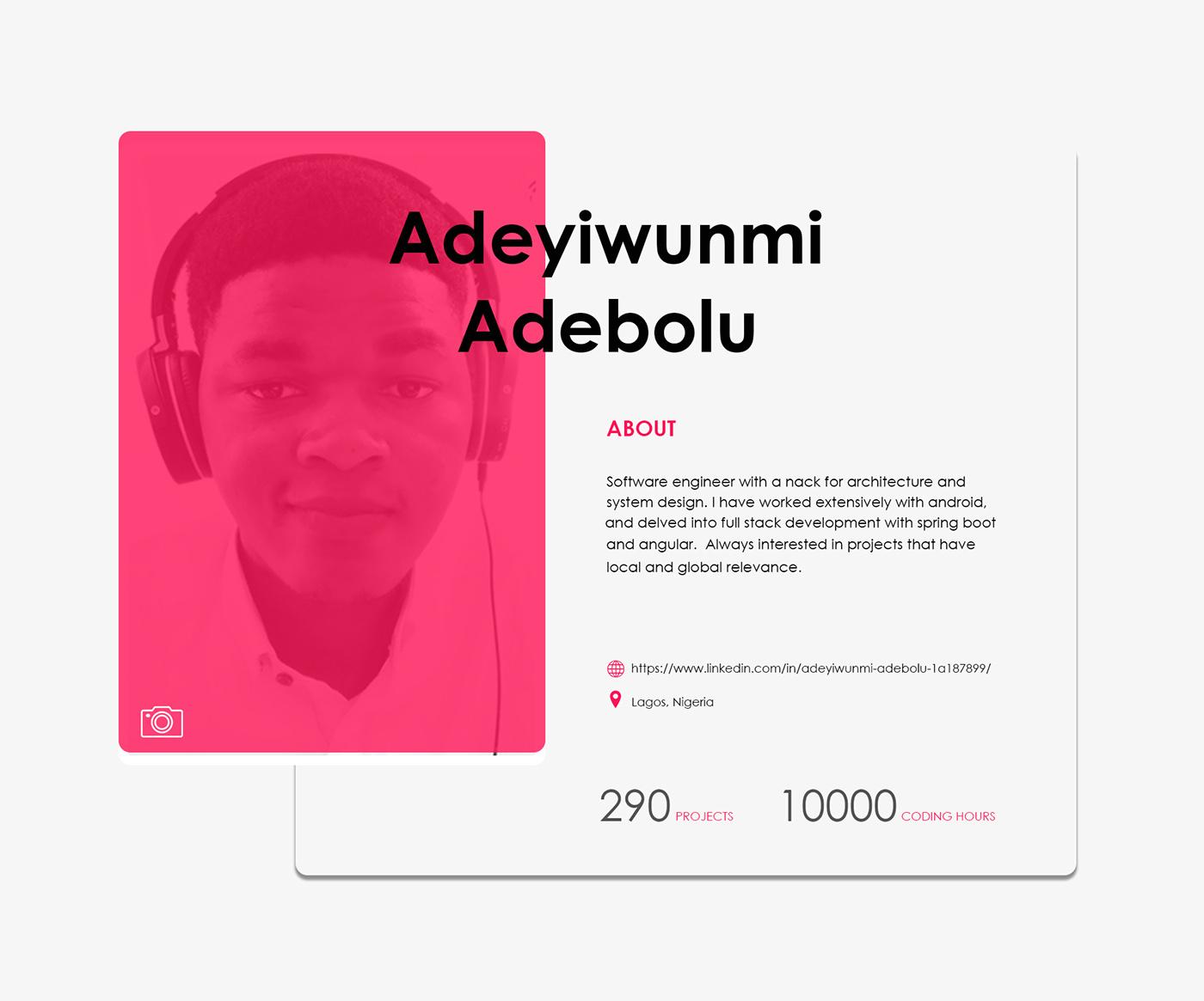 error 404e book user profile