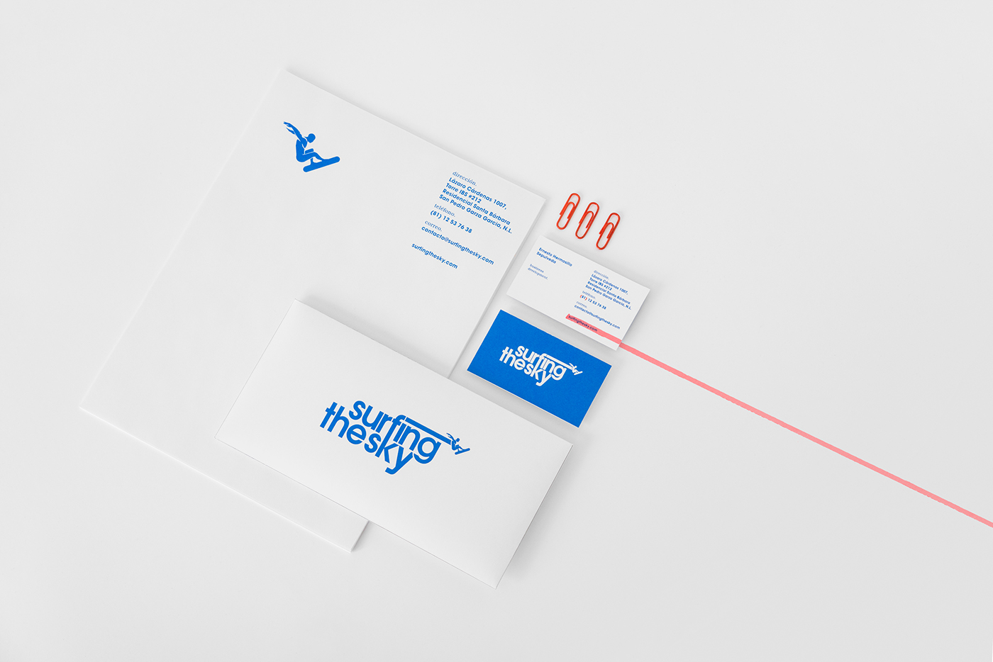blue medic clean Solution Surf kit pills stationary minimal chrome