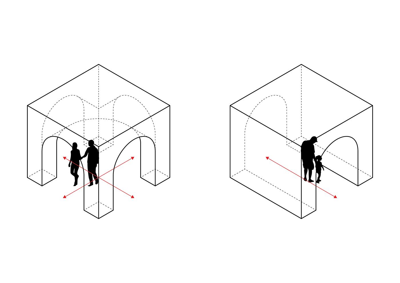 interior design  architecture parametric design
