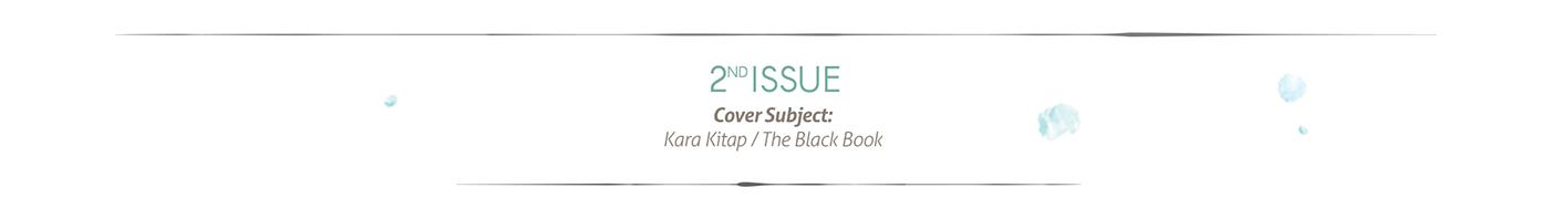 arkakapak Character Magazine Cover ILLUSTRATION