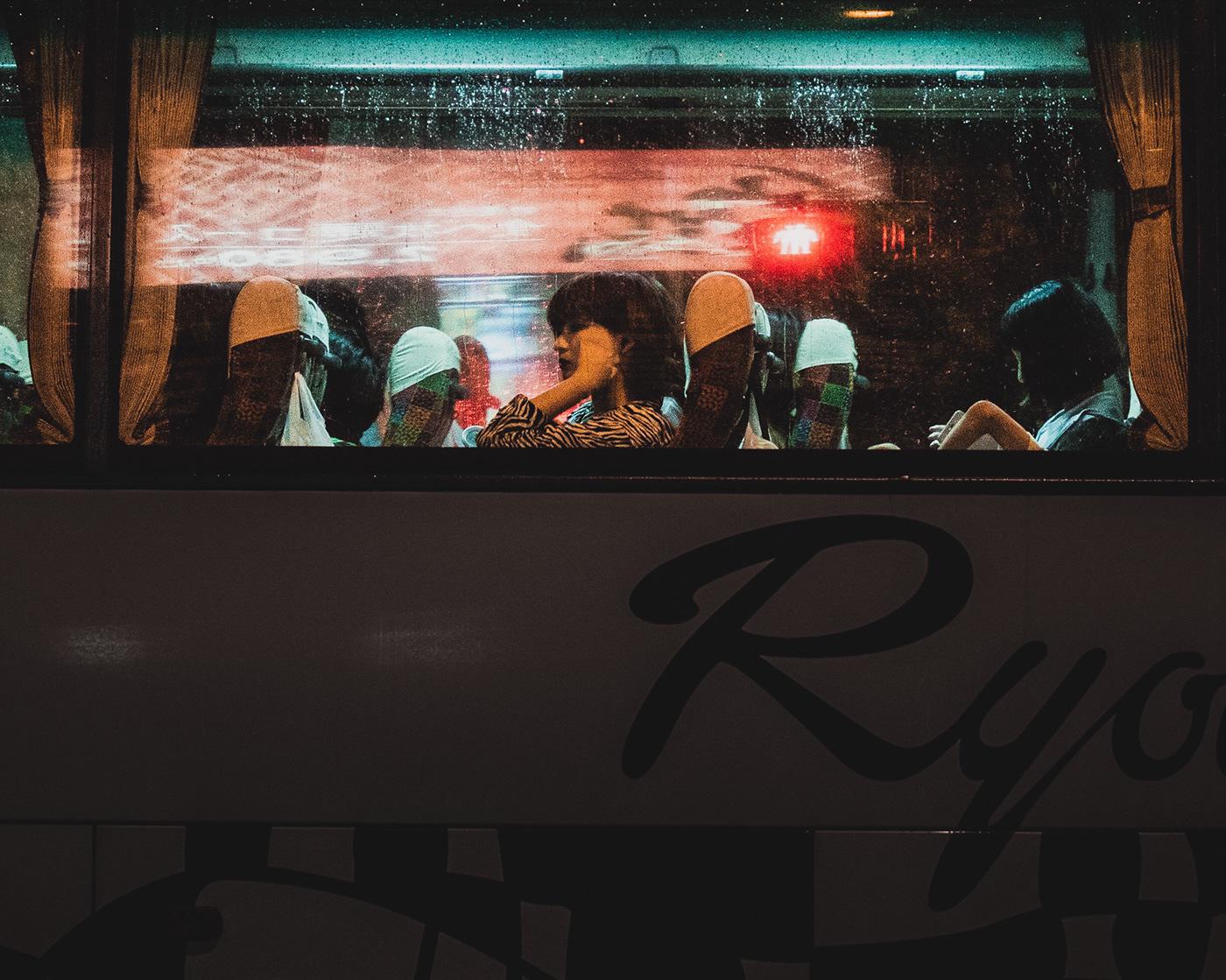 Art Director cinematic city japan night night photography Photography  rain streetphotography Urban