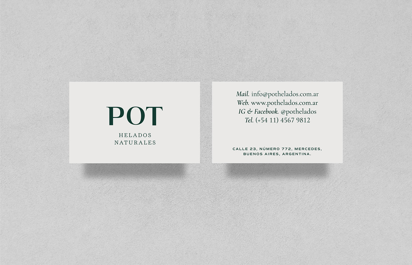 Image may contain: screenshot, businesscard and typography