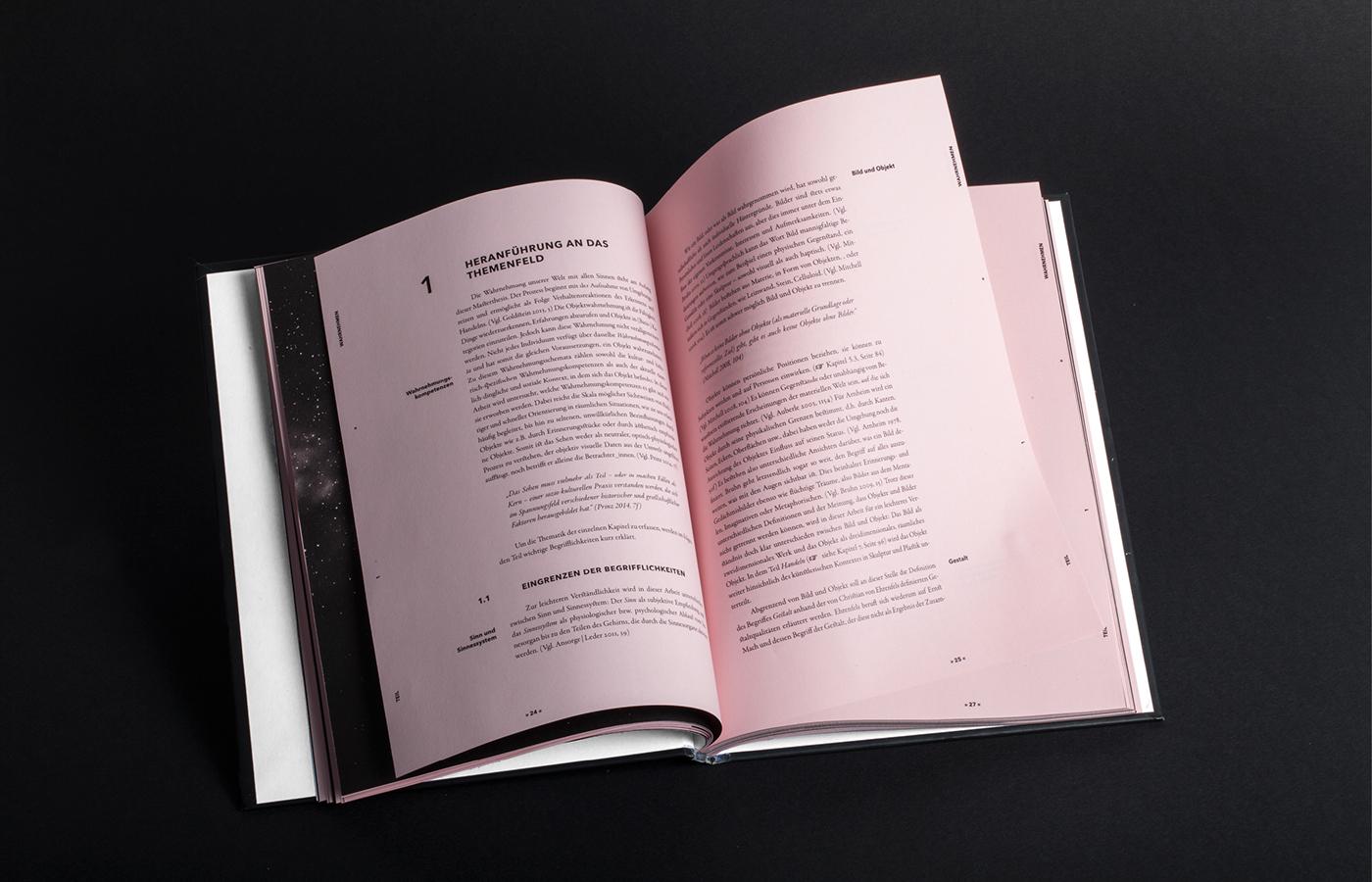Master thesis graphic design