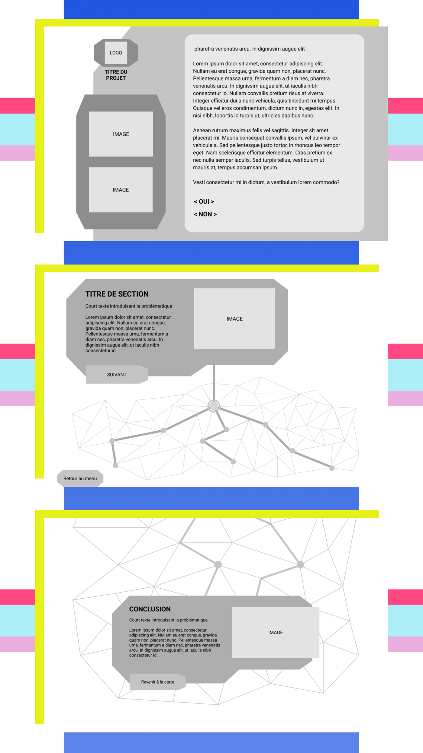 ai animated design Experience gif user experience ux Web