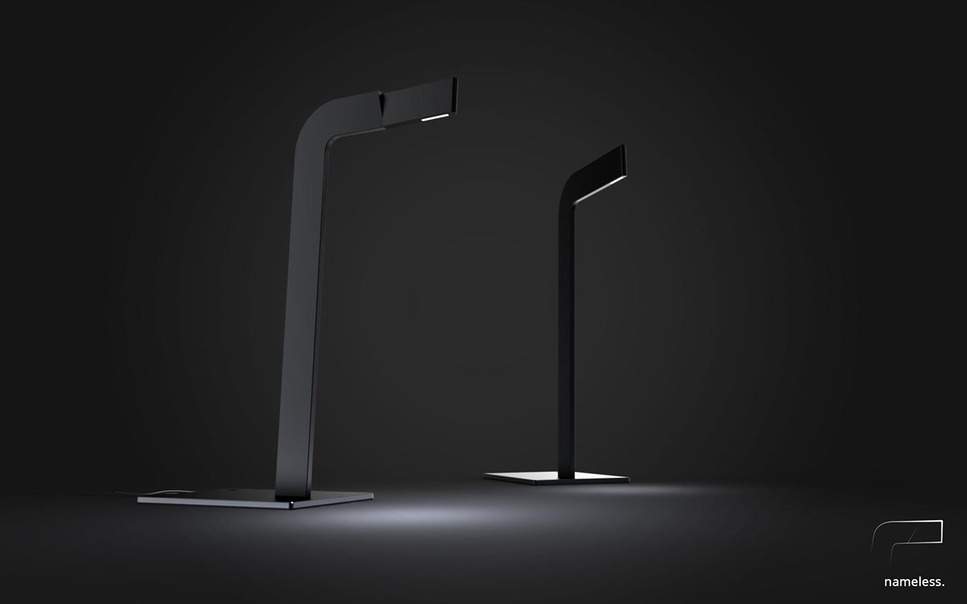 Lamp desk lighting bedside concept