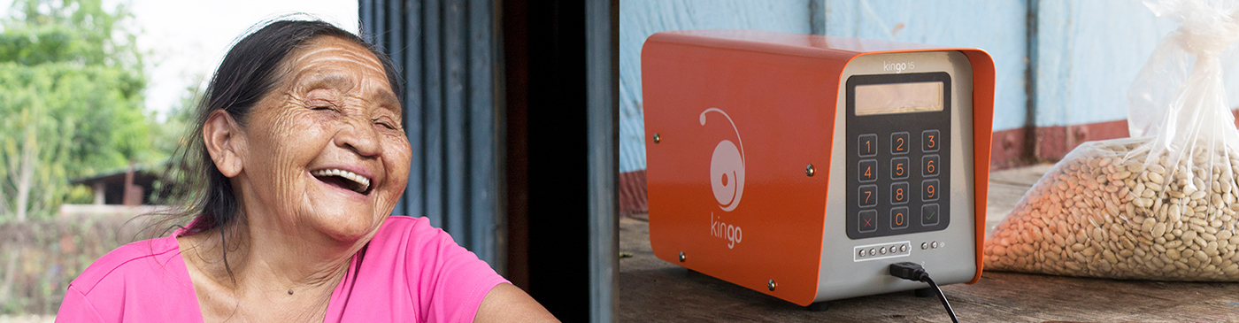 ENTWURFREICH design innovation user experience design storytelling   Service design digital ux digitalization mobile device Guatemala Kingo