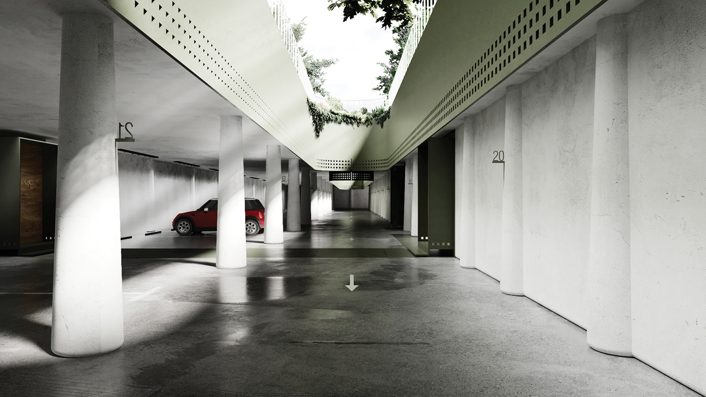 3D 3dsmax architectural architecture archviz exterior Interior Render visualisation visualization
