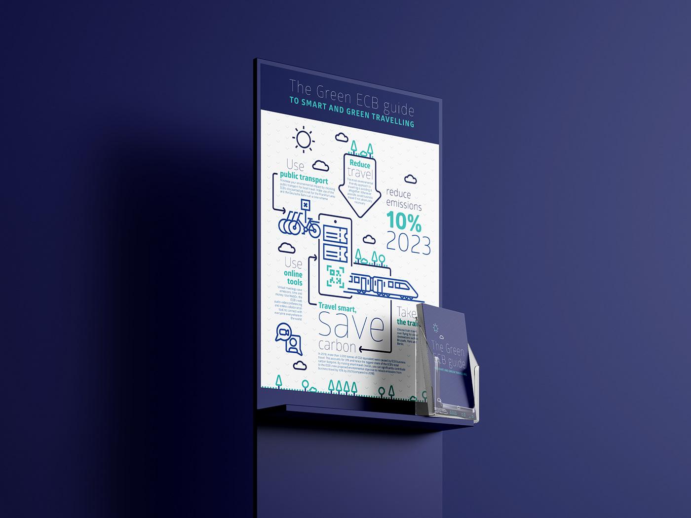 banco Bank europa Europe Iconos icons infografia infographic institucion institution