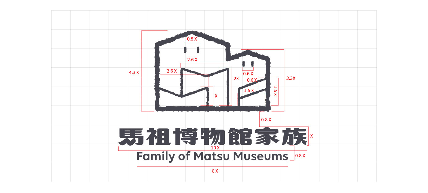 branding  matsu visual identity 博物館 馬祖