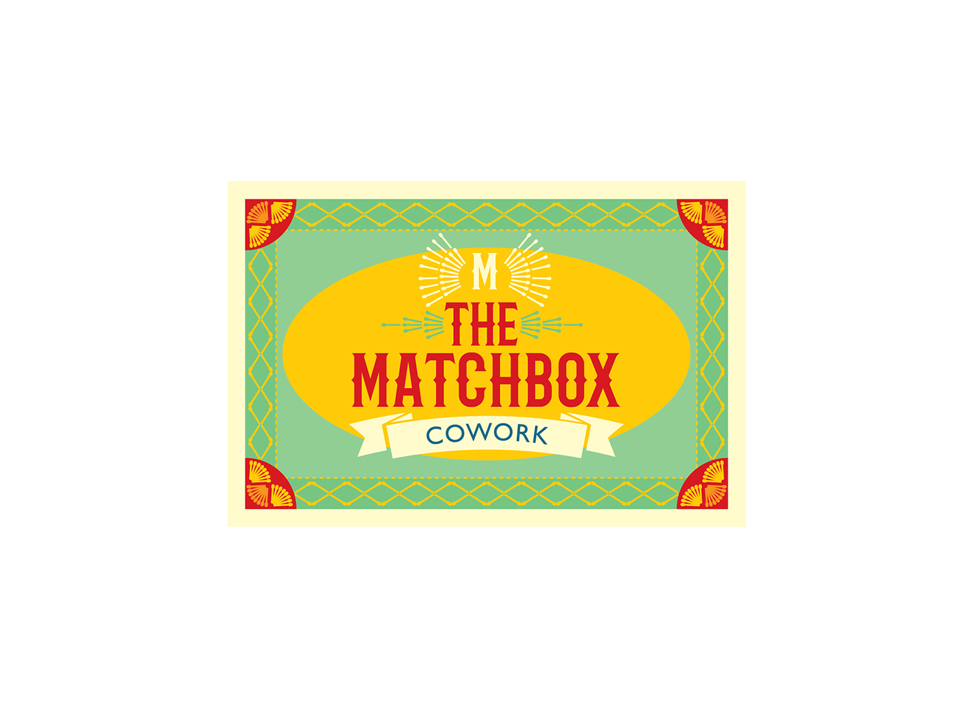 The Matchbox Coworking Space on Behance