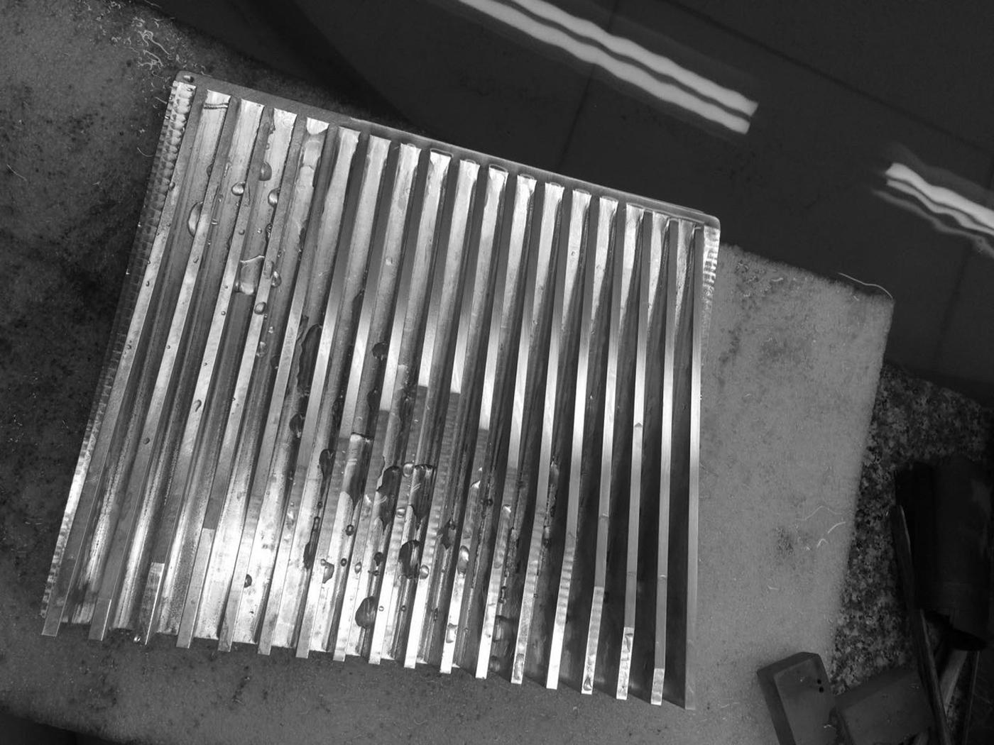 heatsink Heat Sink aluminum Laptop laptop stand material manufacturing metal aluminium anodized cnc minimal modern