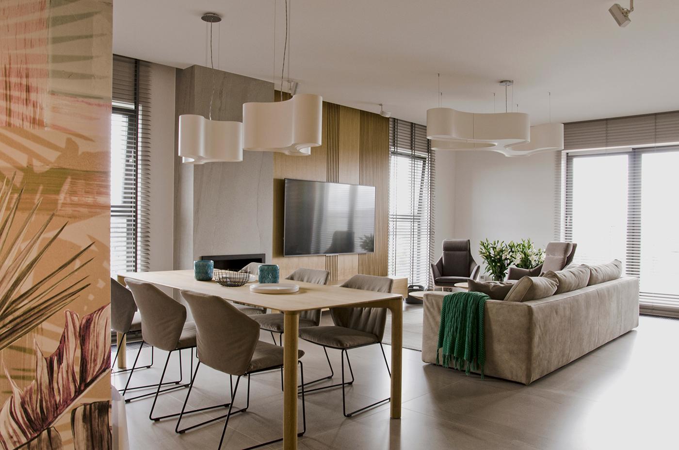 apartment in pastels 100m2 bydgoszcz poland on behance. Black Bedroom Furniture Sets. Home Design Ideas
