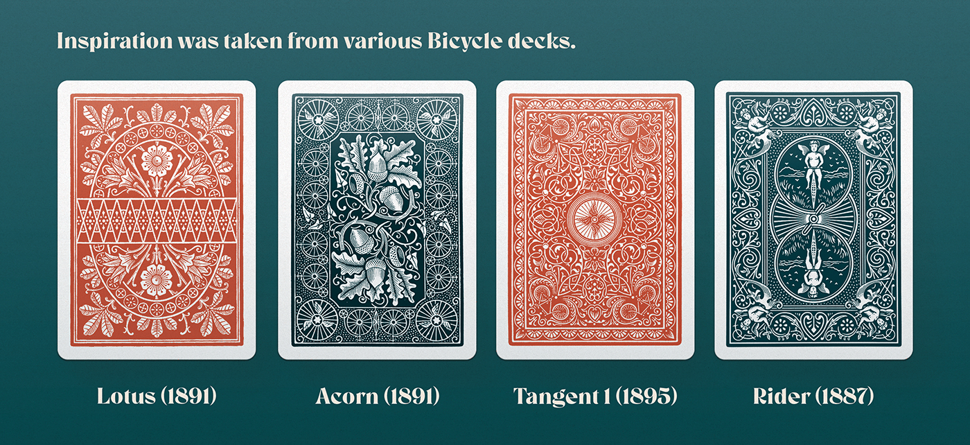 Aviary,Bicycle,bird,birds,cardistry,floral,ornate,Playing Cards