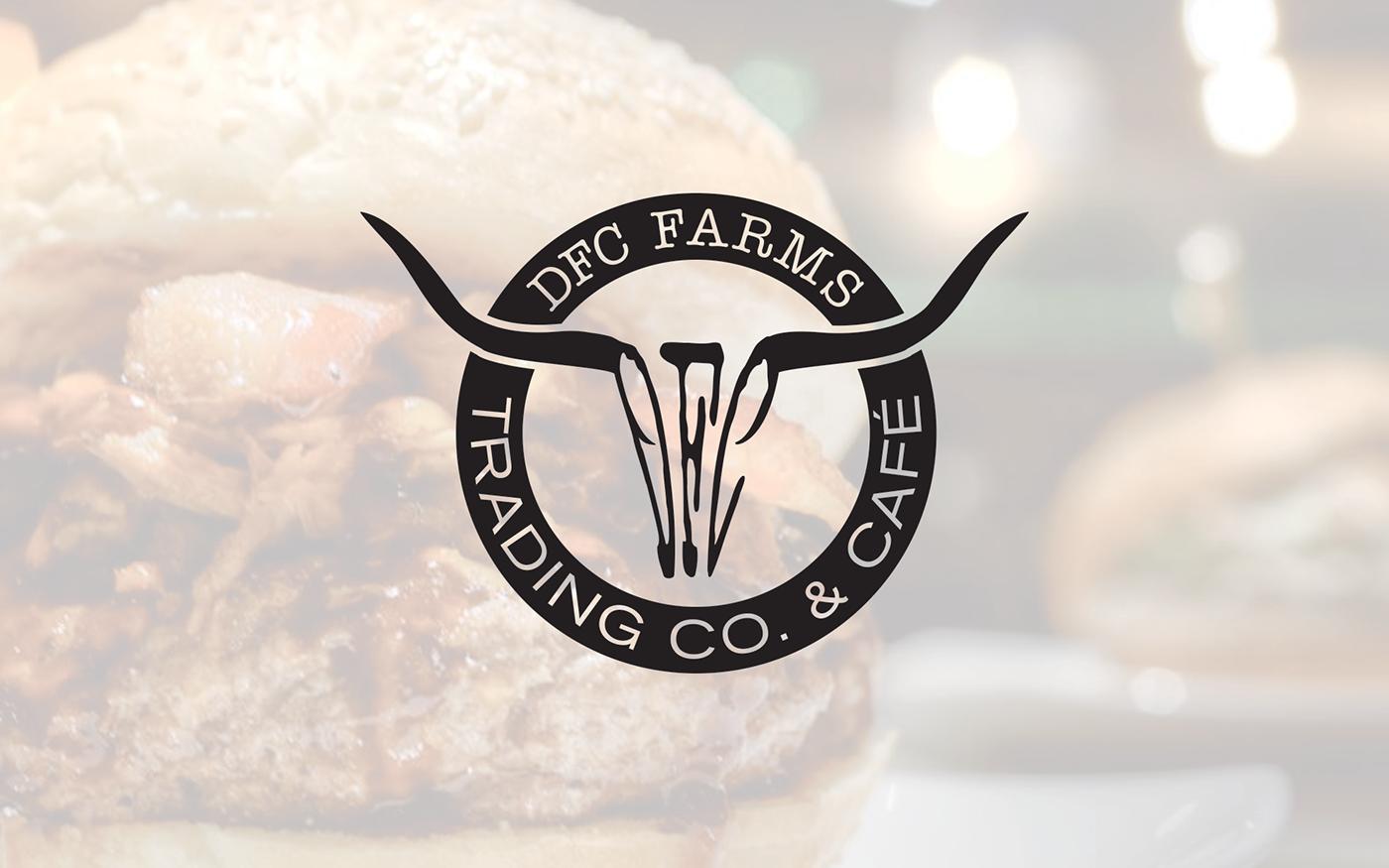 Logo Design infographic restaurant logo